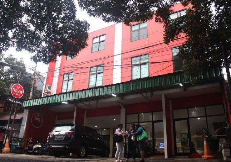 Teloe Lodge Bandung Bandung - exterior