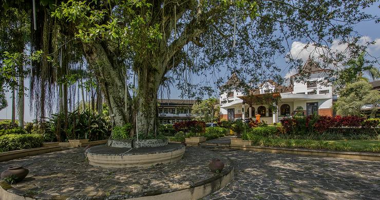 eL Hotel Kartika Wijaya Batu - Pemandangan