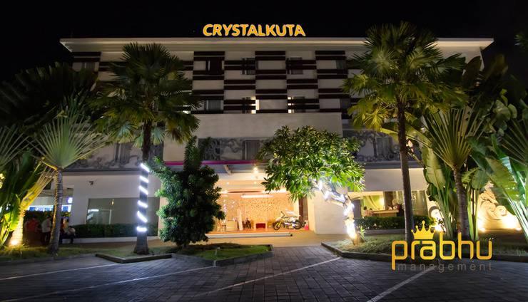 Crystal Kuta - Tampak Depan