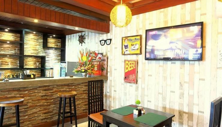 Jas Green Villas Bali - BFF Cafe and Bar