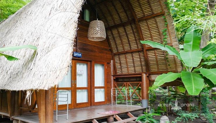 Ocean Prana Bali - Facade
