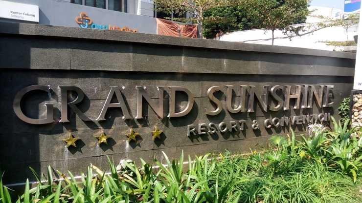 Grand Sunshine Resort & Convention Bandung - Exterior