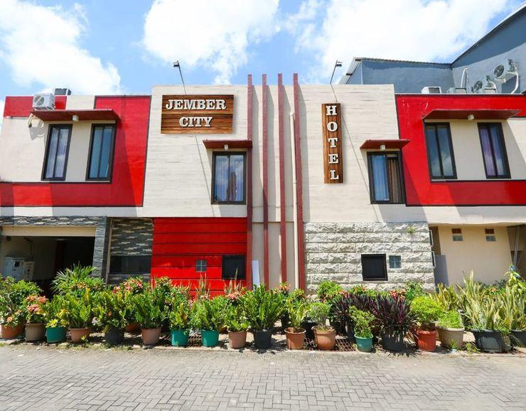 Jember City Hotel Jember - Exterior