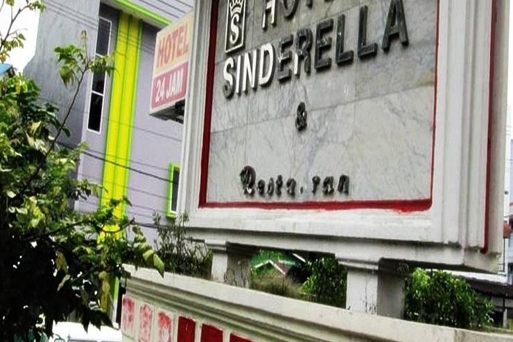 Hotel Sinderella Balikpapan - Papan Nama
