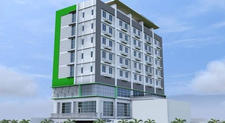 Tree Hotel Makassar - Appearance