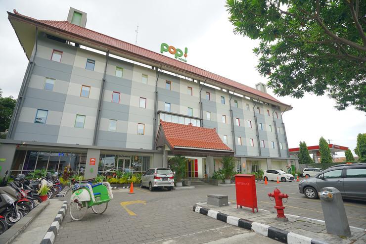 POP! Hotel Sangaji Yogyakarta - POP! Hotel Sangaji Yogyakarta