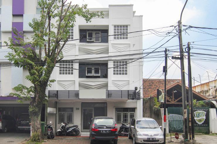 Gania Hotel Bandung - Eksterior