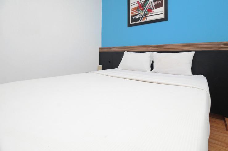 Gania Hotel Bandung - Ruang Tidur