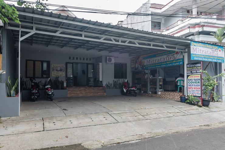 RedDoorz Syariah near Stasiun Kota Bogor Bogor - Exterior