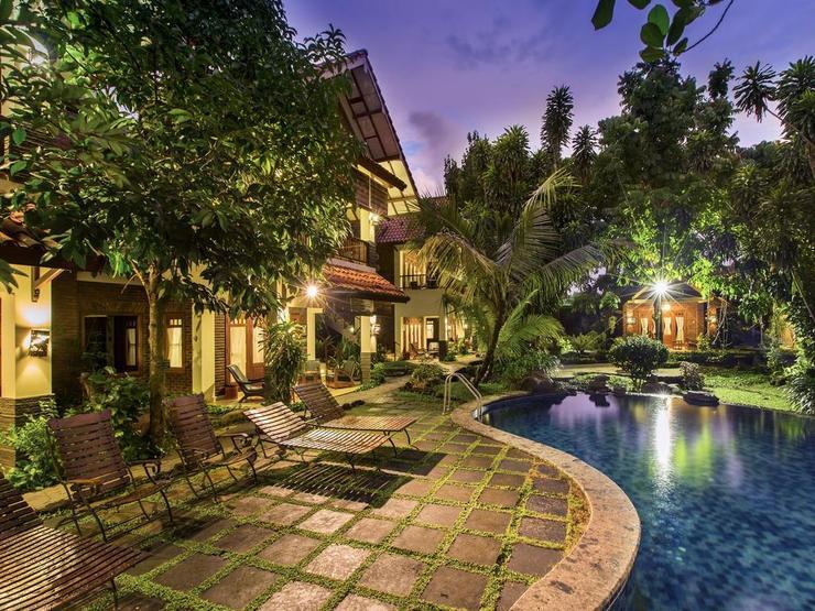 Duta Boutique Villa Jogja - Exterior