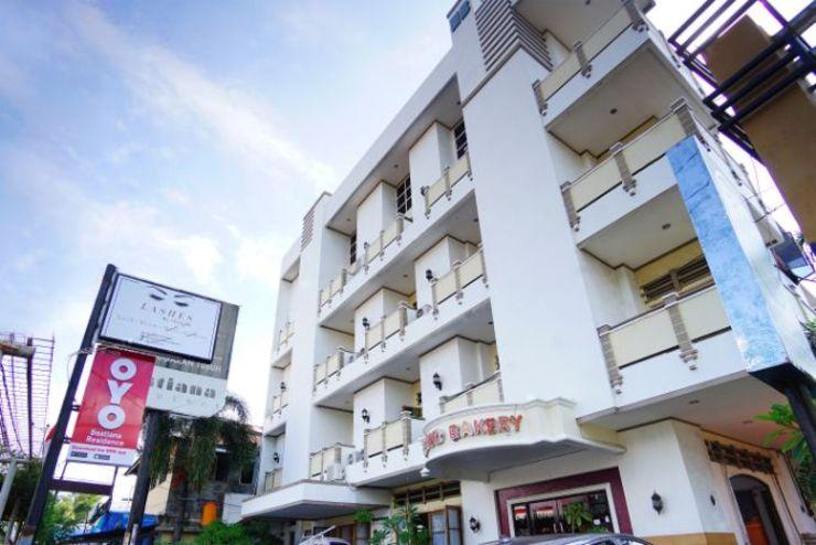 OYO 1429 Bastiana Residence Manado - Facade