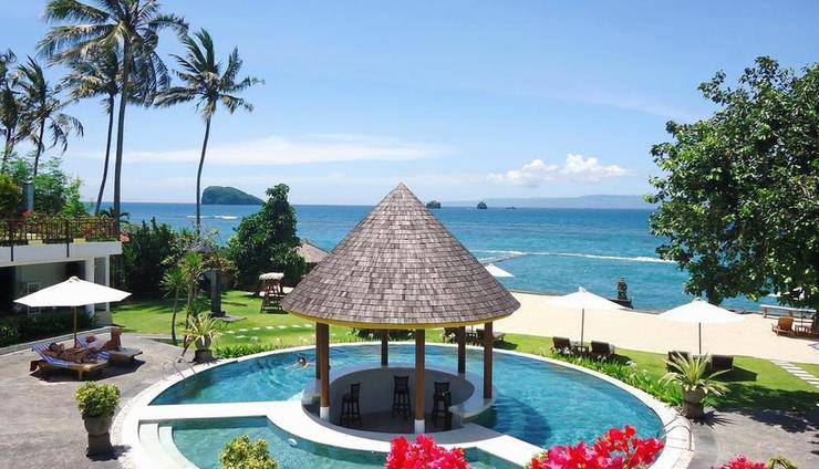 Discovery Candidasa Cottages and Villas Bali - Kolam Renang