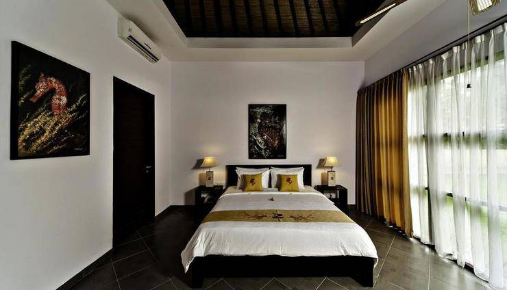 Discovery Candidasa Cottages and Villas Bali - Kamar