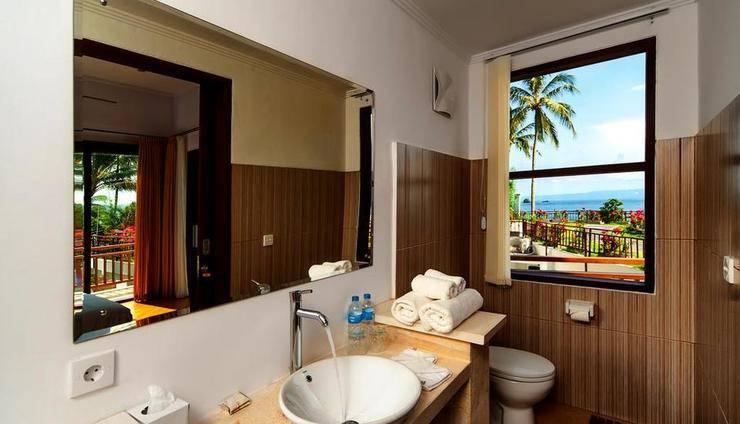 Discovery Candidasa Cottages and Villas Bali - Kamar mandi