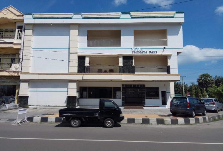 Permata Sari Hotel Parepare - Exterior