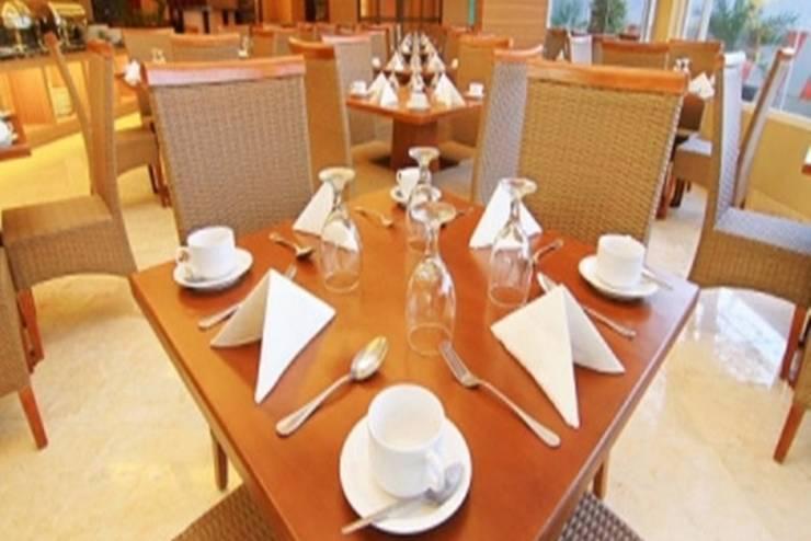 Grand Rocky Hotel Bukittinggi - Restoran