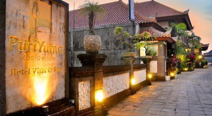 Puri Yuma Hotel Bali - Puri Yuma