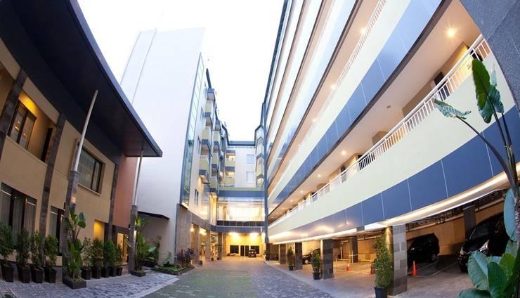 Hotel Grage Jogja - U Shape Exterior