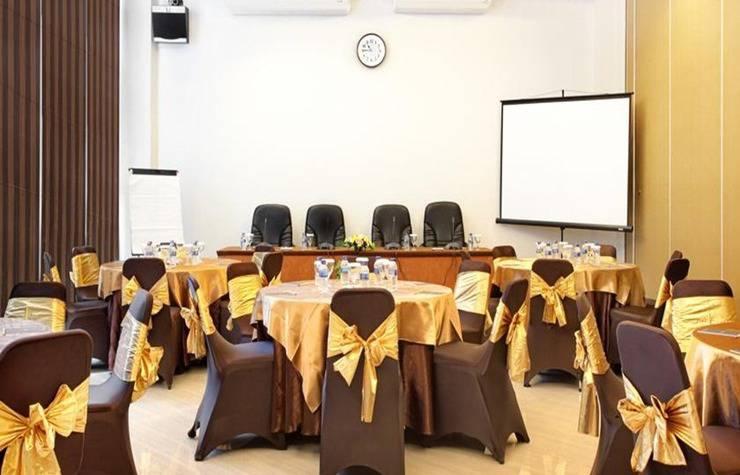 Hotel Grage Jogja - Restoran