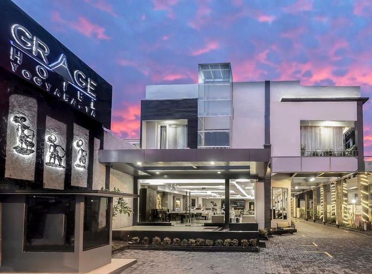 Hotel Grage Jogja - new