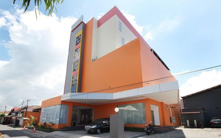 Hotel Sakura Manado Manado - Exterior