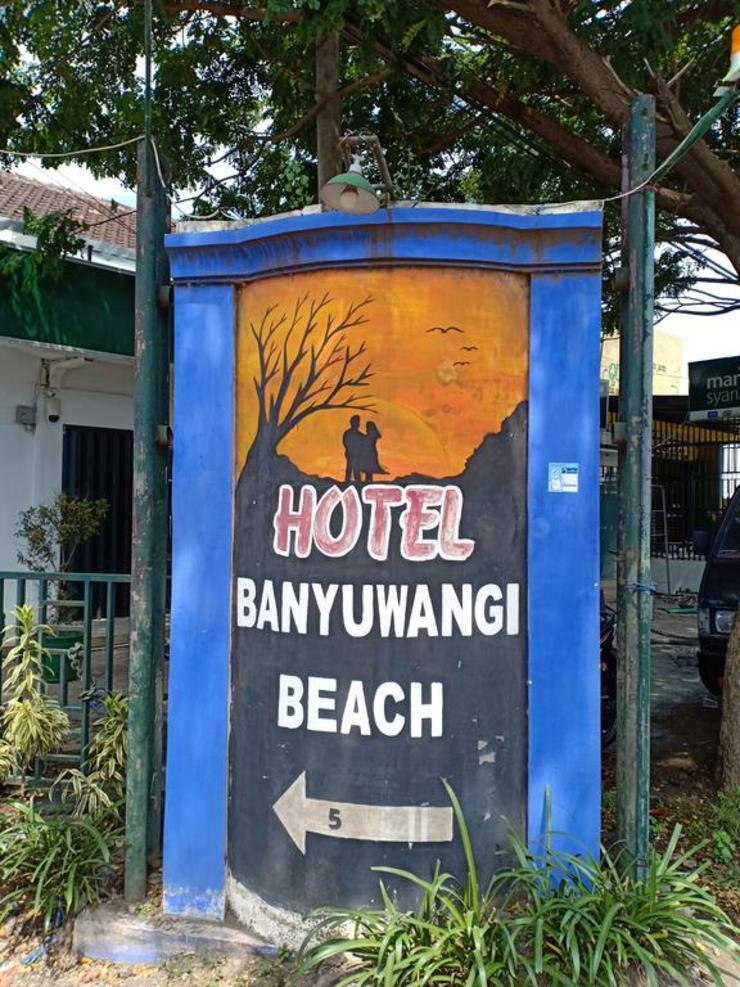 Hotel Banyuwangi Beach Banyuwangi - Appearance