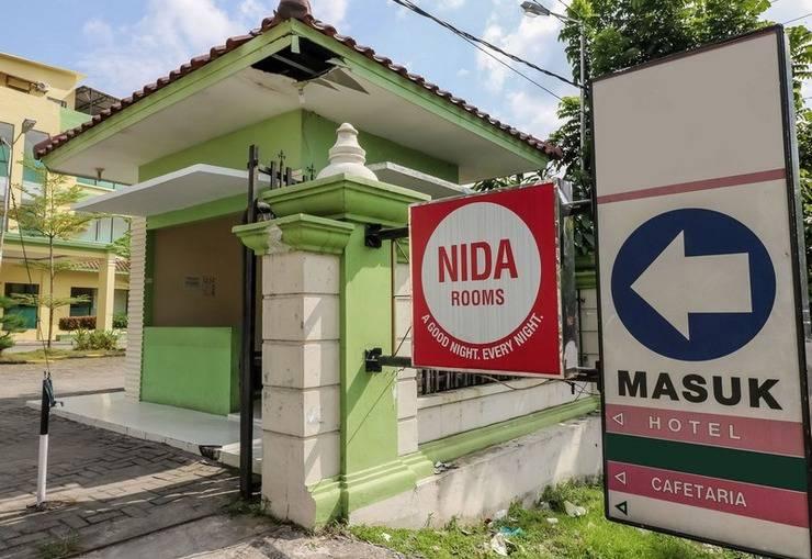 NIDA Rooms Wisata Kullner Medan - Penampilan