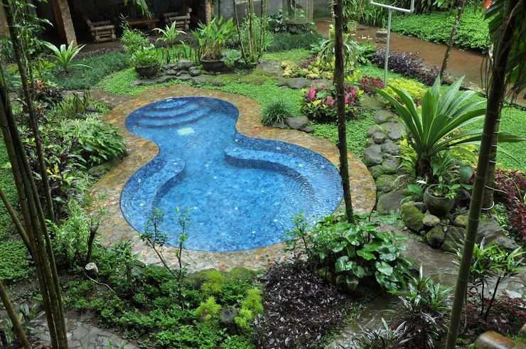 Royal Tretes View Pasuruan - Outdoor Pool