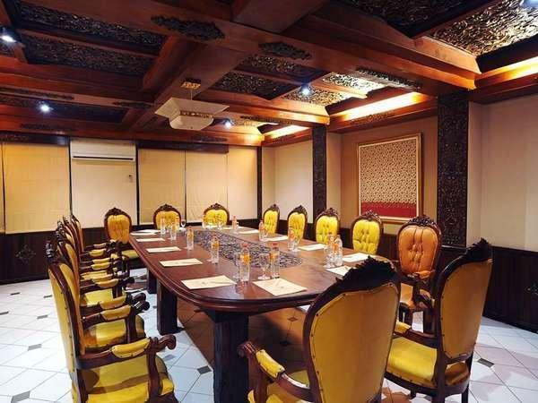 Royal Tretes View Pasuruan - Ruang Pertemuan