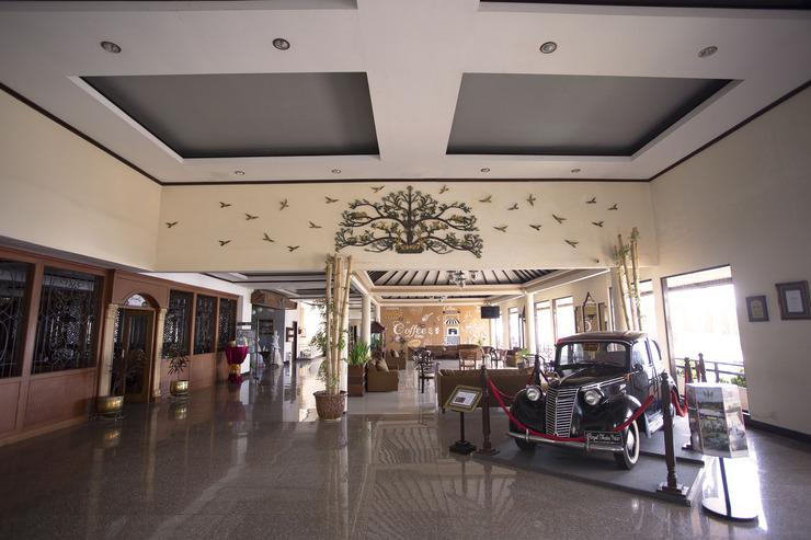 Royal Tretes View Pasuruan - Lobi