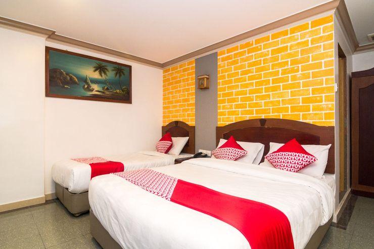 OYO 1223 Hotel Bahari Batam - Bedroom