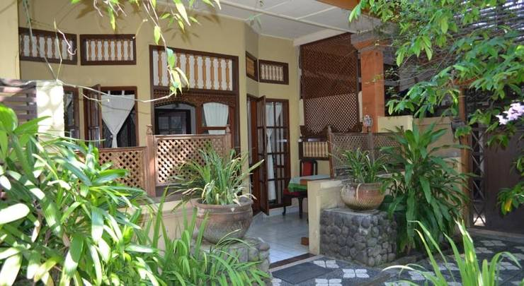 Jambu Inn Bali - Front