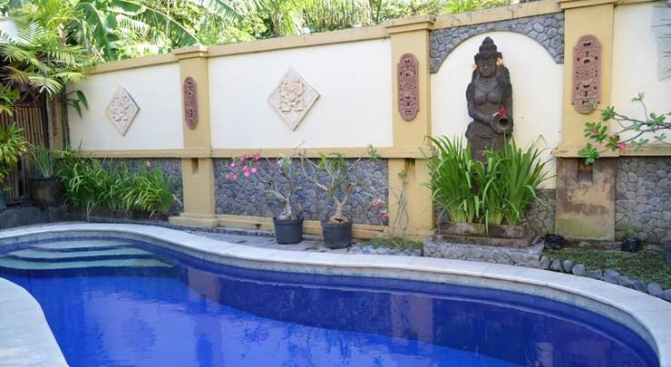 Jambu Inn Bali - Pool