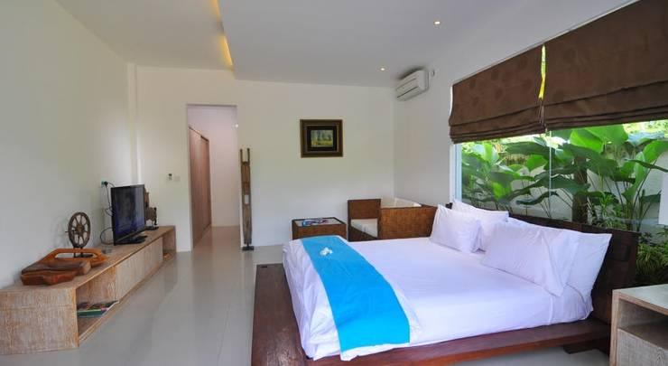 Scene Estate Bali - Kamar tidur