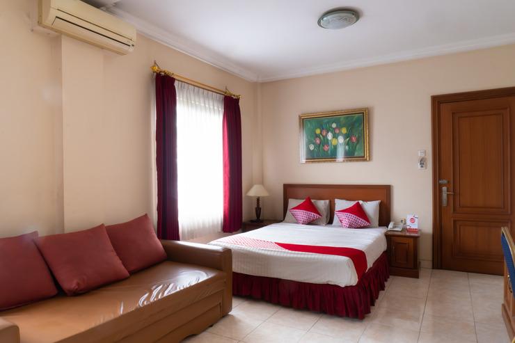 OYO 701 Ardellia Hotel Bandung - suite double bedroom