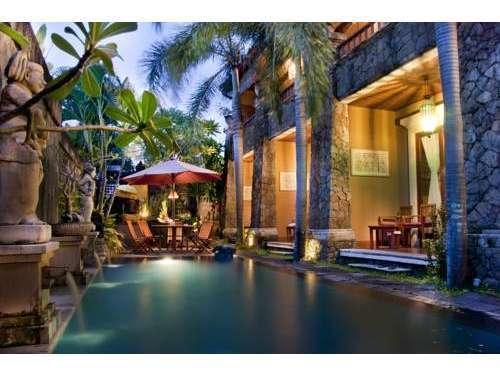Sindhu Mertha Sanur Bali - Kolam Renang