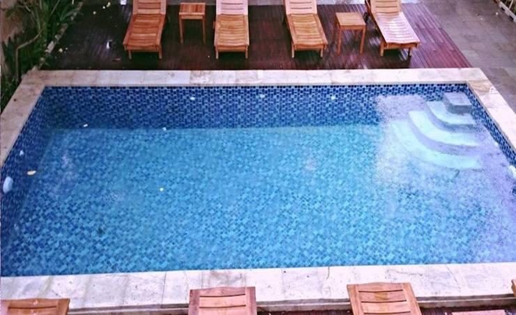 Sari Villa Sanur Beach Bali - Kolam Renang