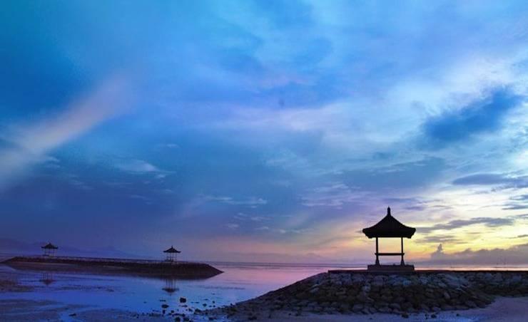 Sari Villa Sanur Beach Bali - Pantai