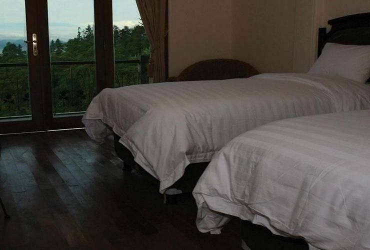 Wisma Joglo Hotel Bandung - Superior Twin