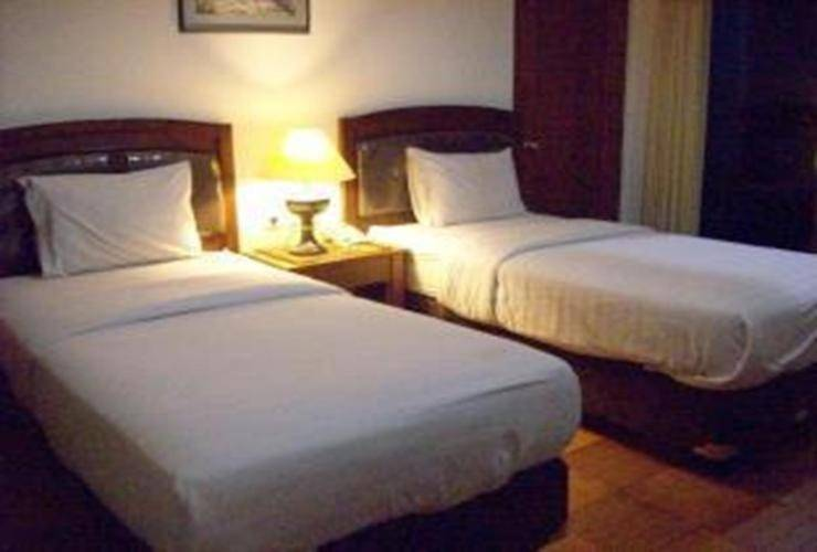 Wisma Joglo Hotel Bandung - Deluxe Twin