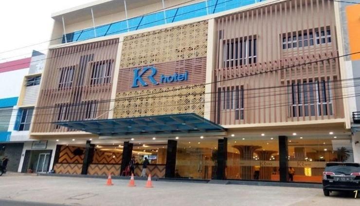 KR Hotel Palembang Palembang - Exterior