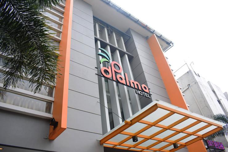 DPalma Hotel Bandung - Tampak Luar