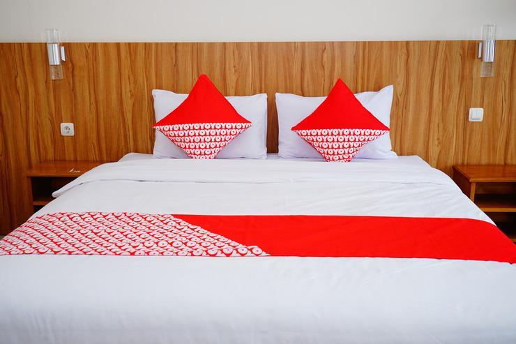 OYO 399 Kelayang Beach Hotel Belitung - Bedroom