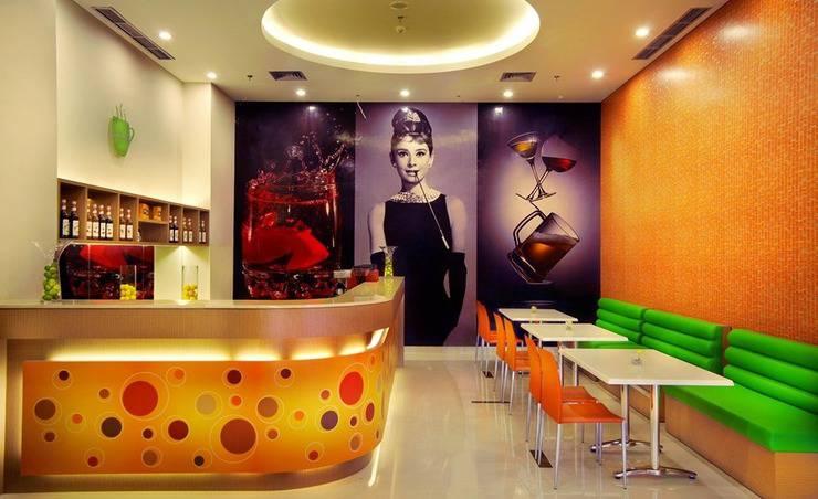 favehotel Adisucipto Solo - Bar