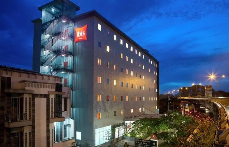 Ibis Bandung Pasteur Bandung - Hotel Building
