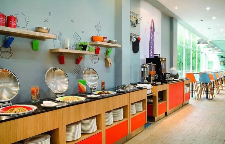 Ibis Bandung Pasteur Bandung - Buffet