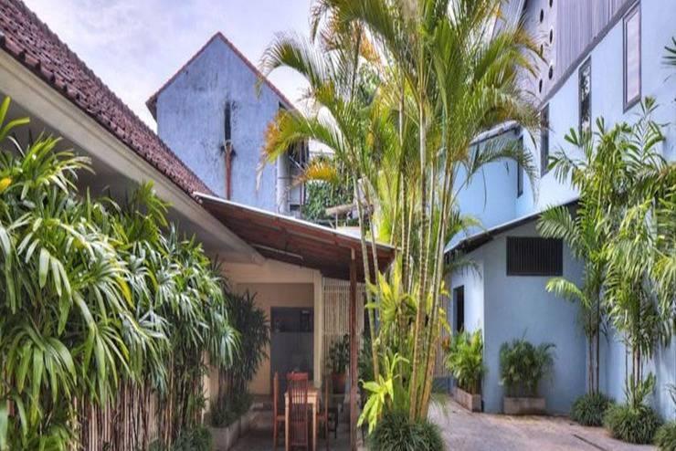 M Hostel Bali - Eksterior