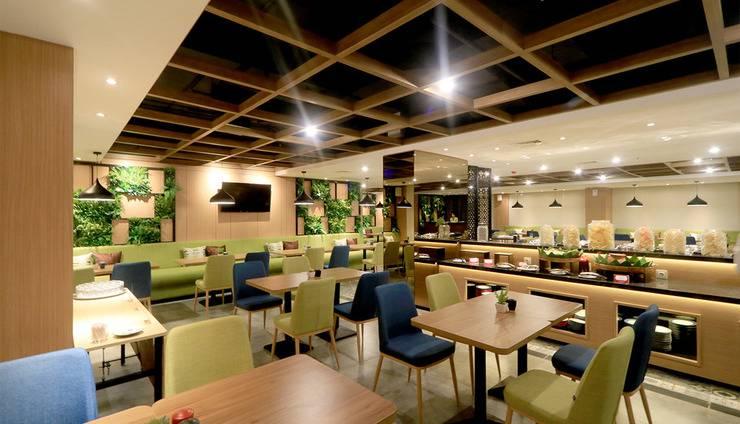 Hotel Dafam Pacific Caesar Surabaya - Restaurant