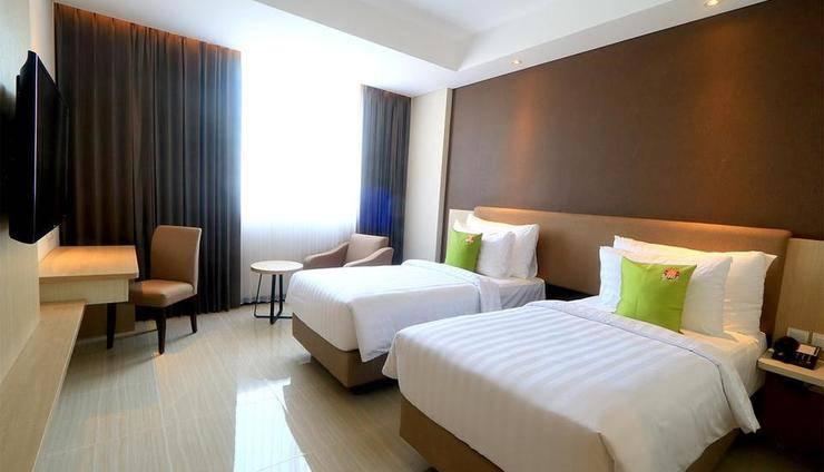 Hotel Dafam Pacific Caesar Surabaya - 29/11/2017