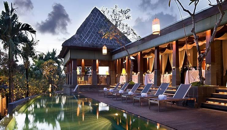 Kayana Seminyak - The Dauh Restaurant & Lounge